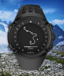 suubnto ambit, onscreen maps, fitness