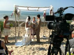mcelroy weddings beach wedding
