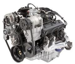 Chevy 4.3L Engines