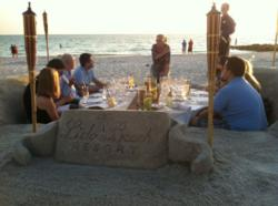 Sarasota dining, Sarasota dining package, beach dining, beach restaurant, Sarasota restaurants