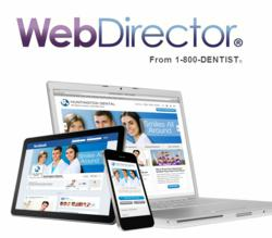 WebDirector, from 1-800-DENTIST