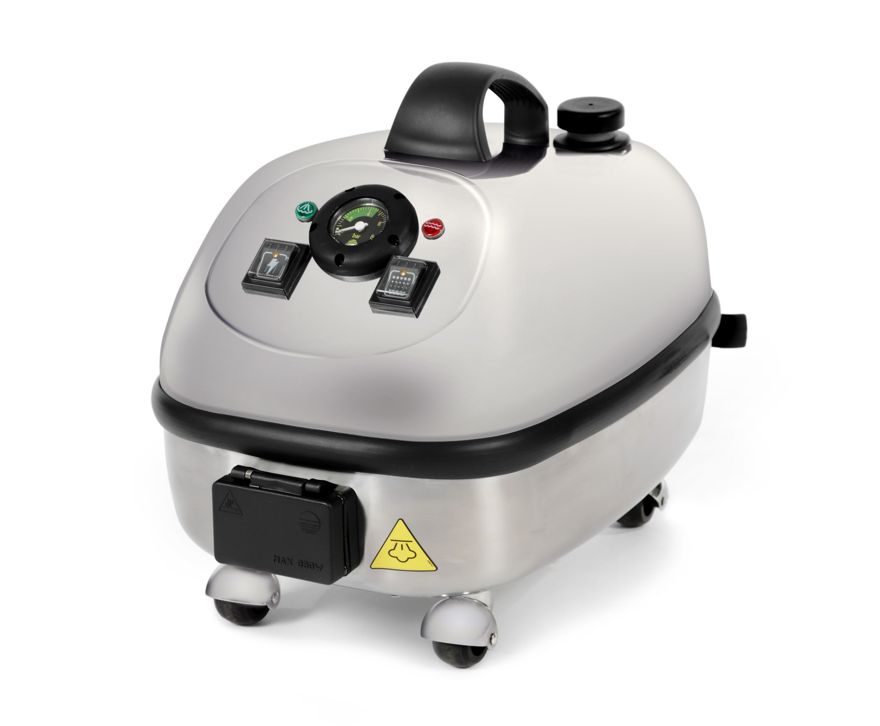 daimer releases steam cleaner for pest control in restaurant