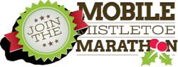 Mobile Mistletoe Marathon
