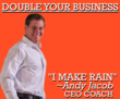 Andy Jacob Makes Rain