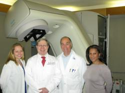 Dr. David Sherr ASTRO Award Winner and his Team at Rosetta Radiology in New York, NY