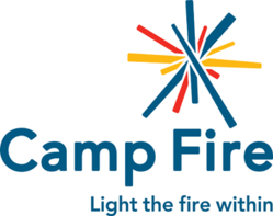 Camp Fire Logo