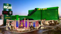 The MGM Grand Hotel, Las Vegas, Nevada, USA - location for the 37th GRC Annual Meeting & GEA Expo