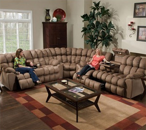 Many Broyhill Sectionals, Such As The Emily Shown Here, Are Available With  A 10% Discount From SofasAndSectionals.comSofasAndSectionals.com Offers  Quality ...