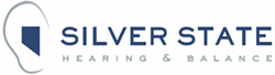hearing aids in Reno NV - Silver State Hearing & Balance, Inc. logo