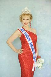 2012 Ms. Senior America Elisabeth Howard