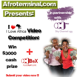 Afroterminal.com I Love Africa Video Competition