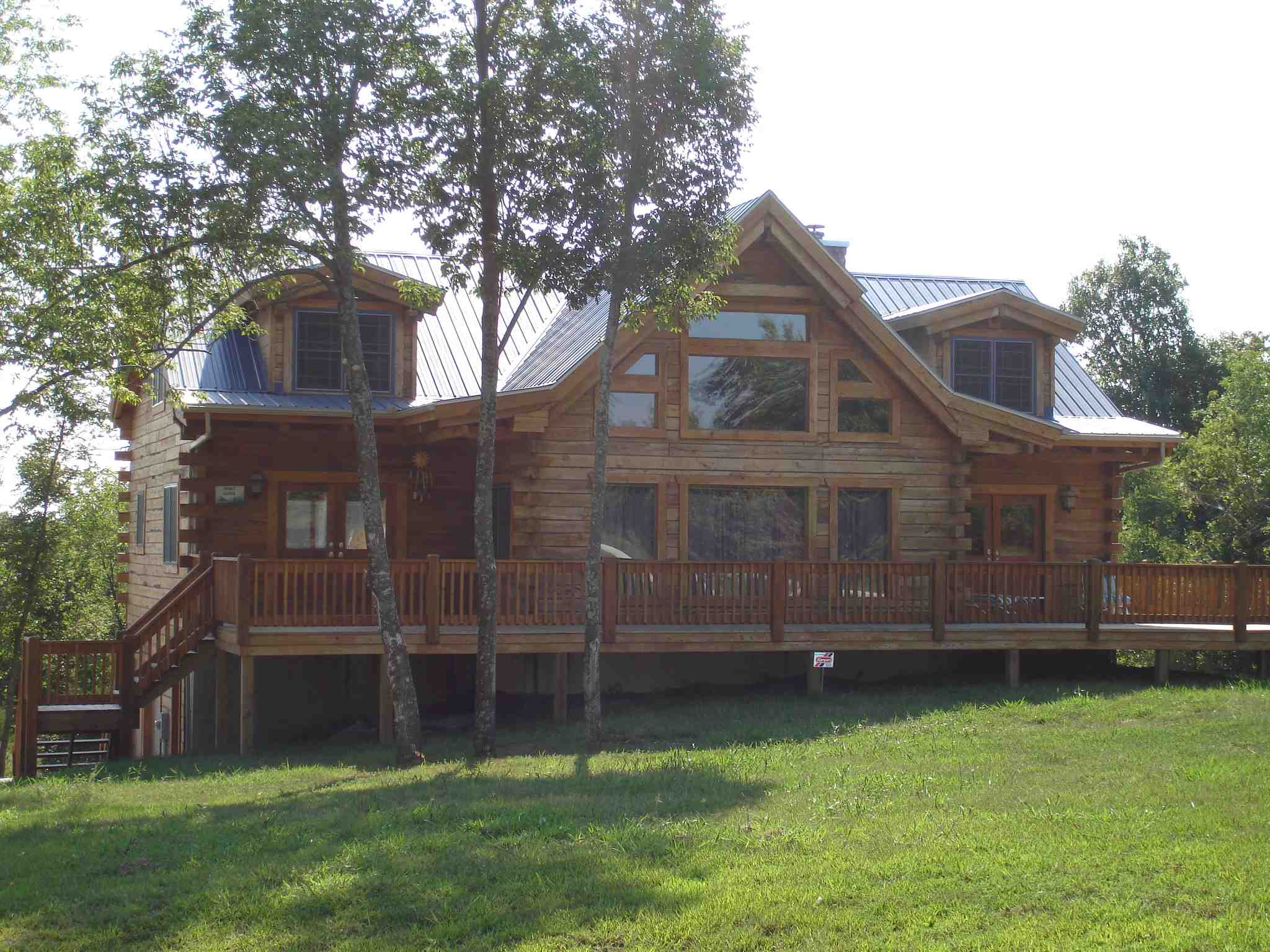 Schutt Log Homes And Millworks Announces 5 Off Solid Oak