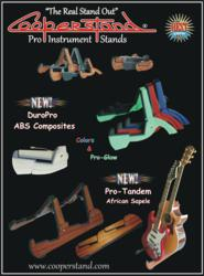 Cooperstand line of Folding Instrument Stands