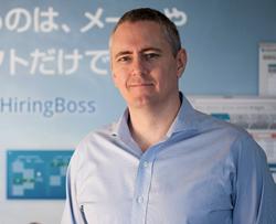 Bernie Schiemer, HiringBoss CEO