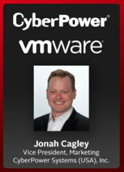 CyberPower joins the VMware technology alliance program, Jonah Cagley, CyberPower Systems (USA), Inc.