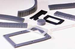 Silicone Foam Material Samples from Stockwell Elastomerics