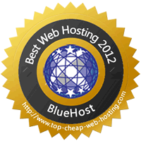 Best Web Hosting 2012