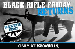 Brownells' Black Rifle Friday