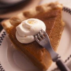 Homemade Pumpkin Pie Recipe from Land O'Lakes