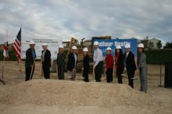 Solana Ranch Groundbreaking