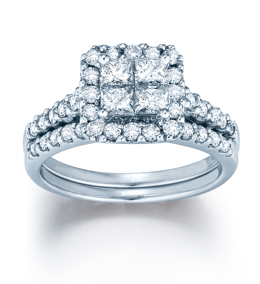 hottest five trends in diamond engagement rings and bridal sets