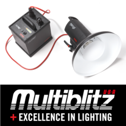 Multiblitz Studio Lighting