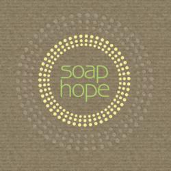 Soap Hope Cardboard Logo