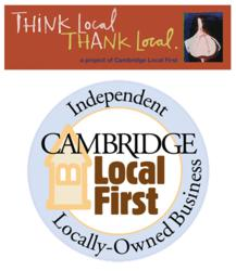 Cambridge Local First announces Think Local, Thank Local 2012