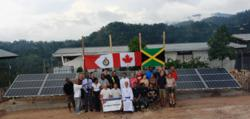 Jamaican Orphanage Welcomes Solar Installation With