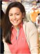 Rachel Spencer Hewitt Wearing B FROG Tee