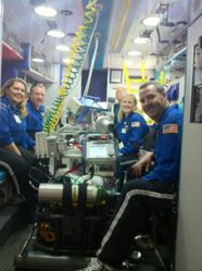 Six Day Old Is First Ecmo Transport In Region