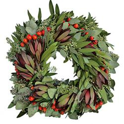 The Meaning Of Holiday Wreaths And Their Many Uses