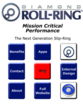 Diamond Roll-Ring's® Mobile Website:  Actually Built for Smart...