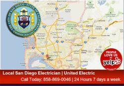 local san diego electrician