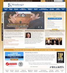 WeinbergerLawGroup.com - Updated New Website