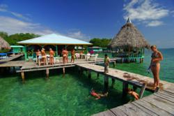 Crawl Cay by Bastimentos Island in Bocas del Toro