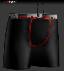 UFM Boxer Brief Underwear - Patent Pending Adjustable