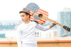"Jeremy Fernandez and his New Hit Single ""Miss America"""