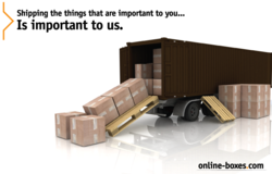 Online Boxes has over 1,000 sizes of shipping boxes