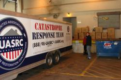 UASRC Sandy Outreach