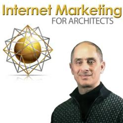 The Internet Marketing for Architects Course is a new architect marketing training offered by veteran architectural consultant Eric Bobrow