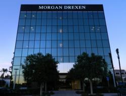 Legal Support Services company Morgan Drexen building