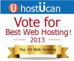 2013 Best Web Hosting