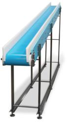 DynaClean Ultimate Sanitary Conveyor for Food Processing