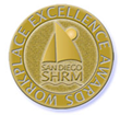 CSA SD SHRM Medallion Award