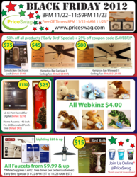 PriceSwag.com PriceSwag Black Friday