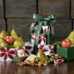 Orchard Fresh Fuji Apples, Comice Pears, Bosc Pears, Sweet Treats and more!