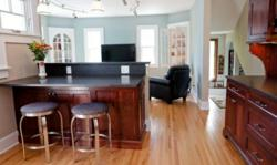 Award-winning kitchen remodeling design for Minneapolis kitchen