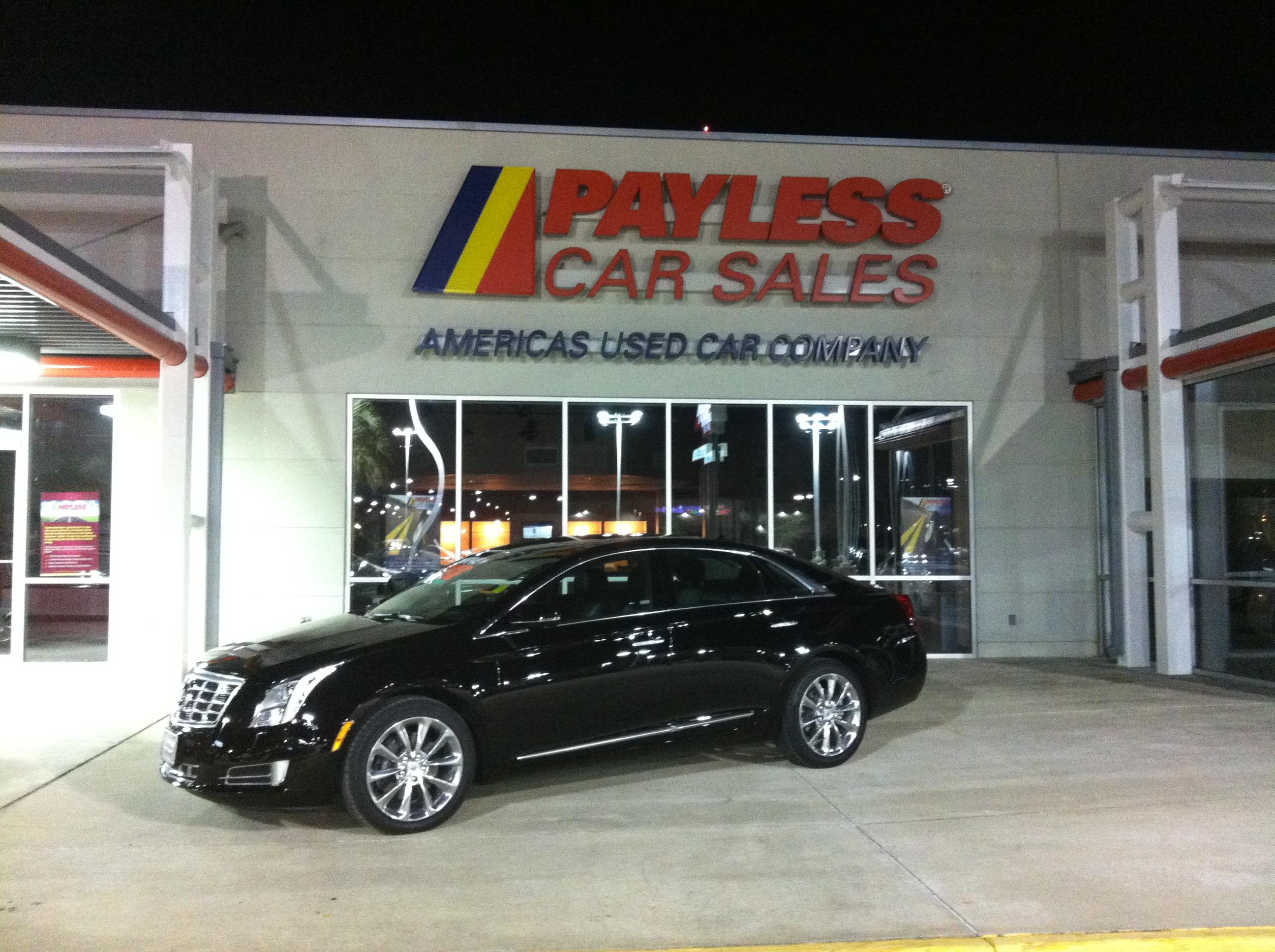 Payless Car Rental Pr