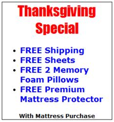 memory foam mattress store